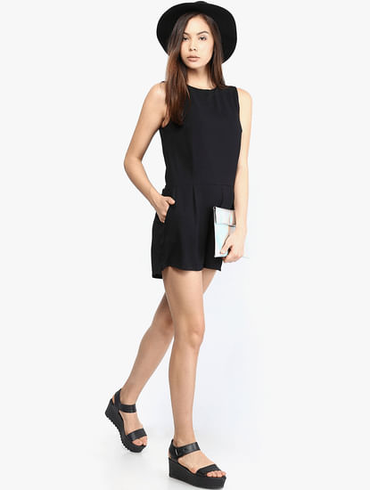 Women Casual Playsuit