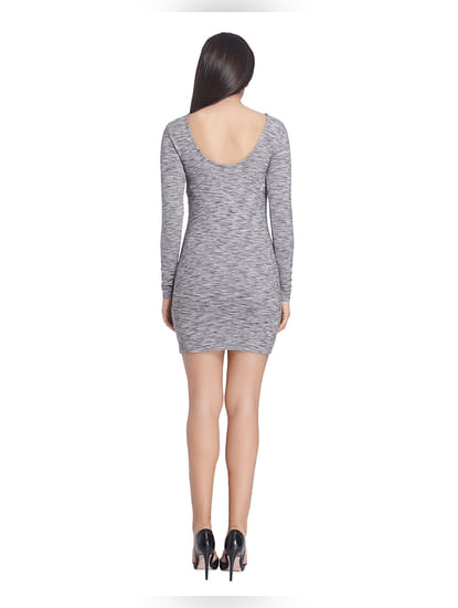 Solid Casual Dress