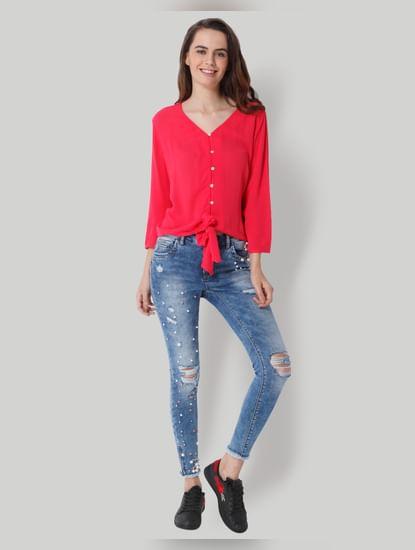 Pink Knot Shirt