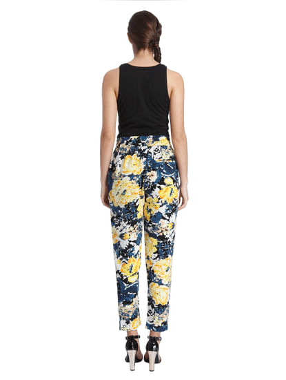 Women Casual Printed Pants