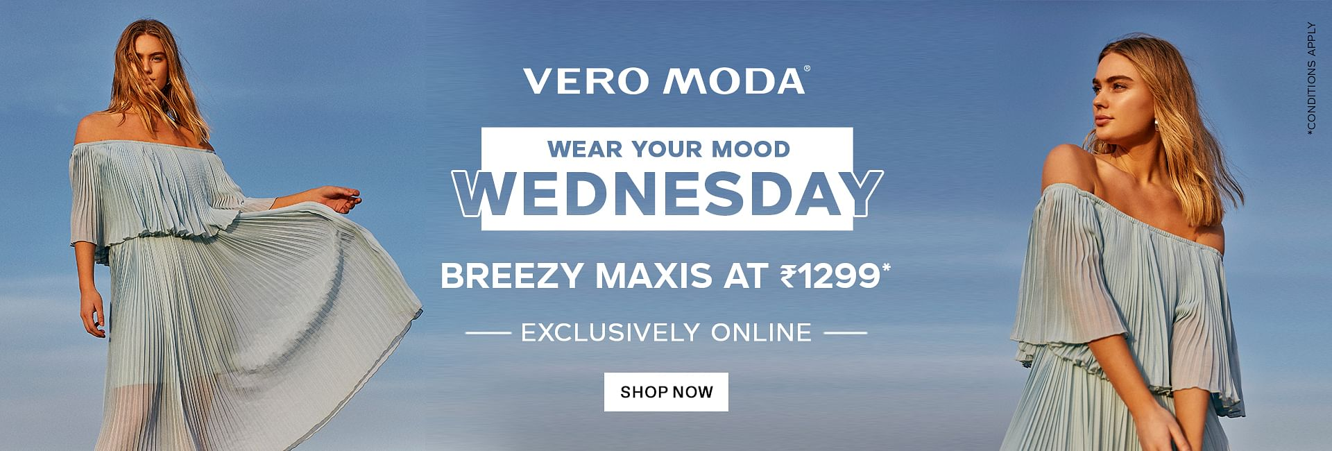 Veromoda Wednesday Sale
