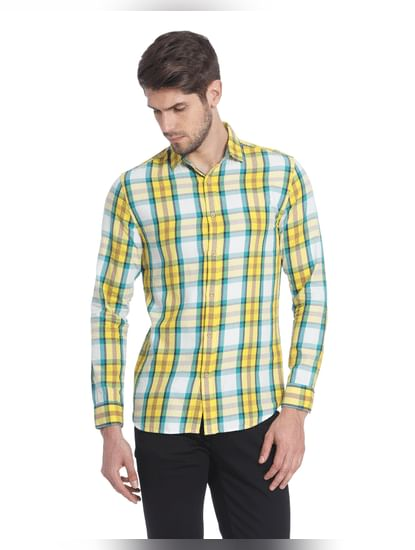 Checks Yarrow Casual Shirt