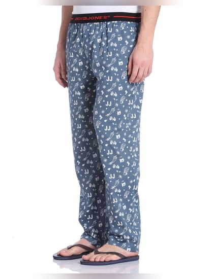 All-Over Print Casual Pyjama