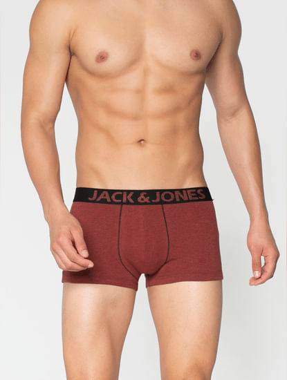 Light Red Brazilian Trunks