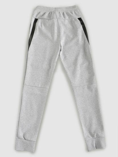 Junior Grey Drawstring Sweatpants