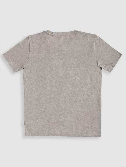 Boys X Lion King Grey Timon Crew Neck T-Shirt