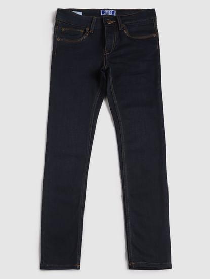 Junior Blue Low Rise Ben Slim Fit Jeans