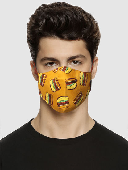Pack of 3 All Over Print B95 3PLY Mask