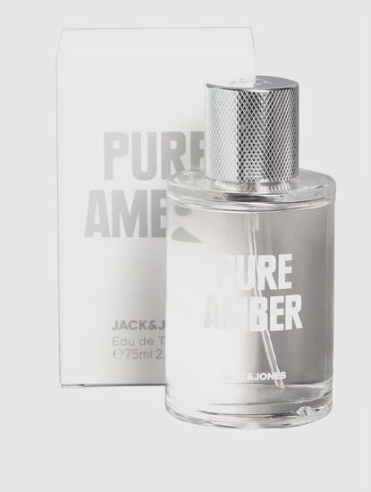 Pure Amber Eau De Toilette Fragrance – 75ML