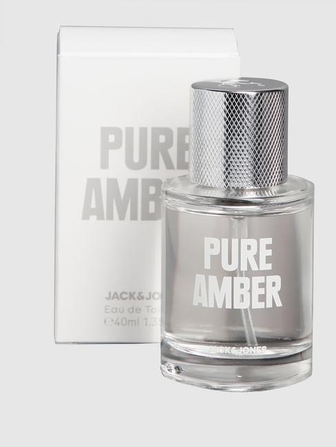 Pure Amber Eau De Toilette Fragrance – 40ML