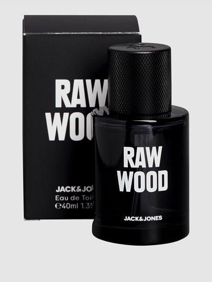 Raw Wood Eau De Toilette Fragrance – 40ML