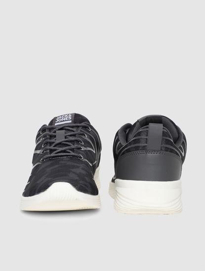 Black Camo Sneakers