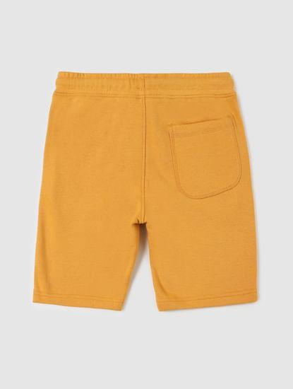 BOYS Yellow Sweatshorts