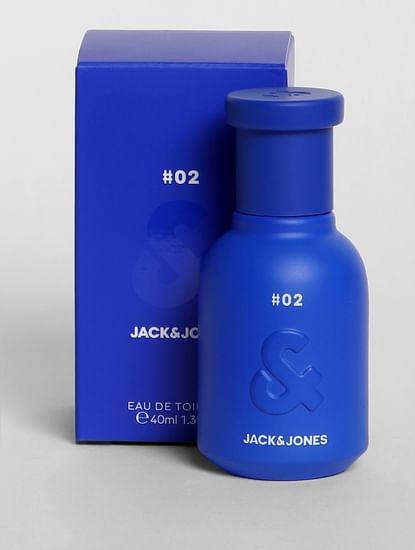 Jack & Jones Blue Eau De Toilette Fragrance- 40ml