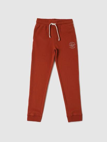 Junior Red Sweatpants