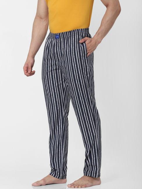 Blue Striped Pyjamas