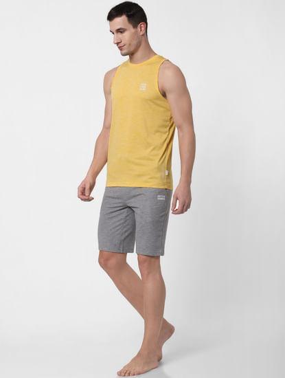 Grey Sweatshorts