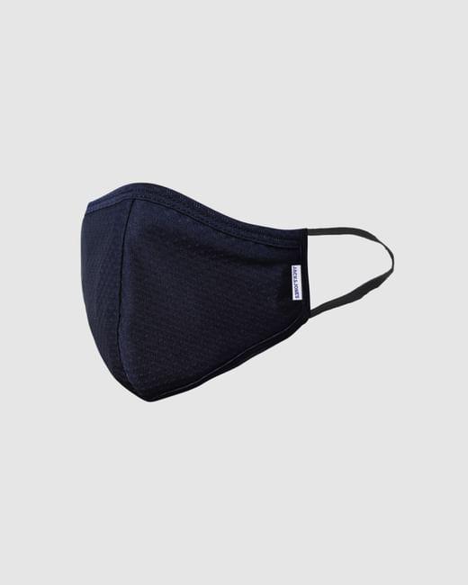 Navy Blue 5-Layered 90 Respirator Safety Mask