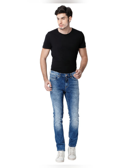 Blue Loom Slim Fit Jeans