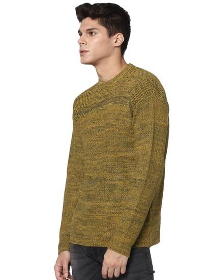 Green Pullover
