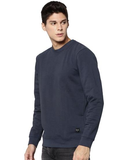 Dark Blue Sweatshirt