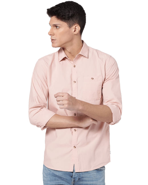 Rose Full Sleeves Shirt