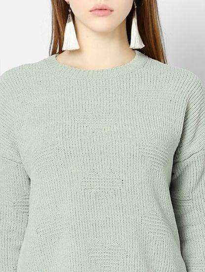 Light Green Pullover