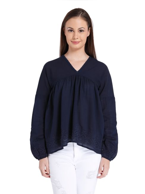 Women Casual Solid Shirt