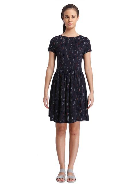 Women Casual Printed Dress