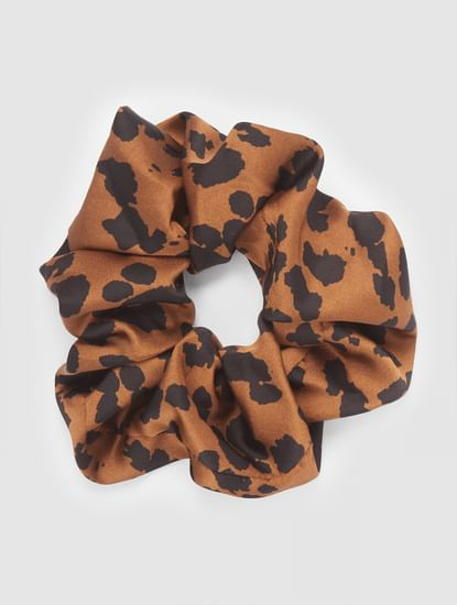 Pack of 2 Scrunchies - Multi-coloured