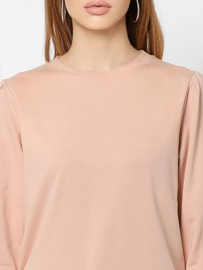 Light Pink Sweatshirt
