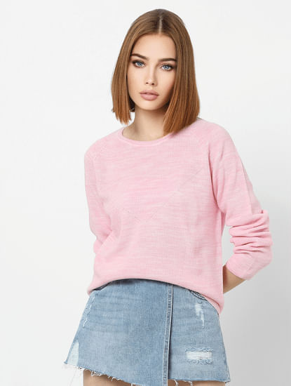 Light Pink  Pullover