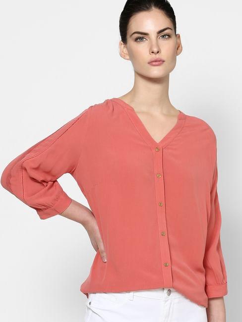 Pink Long Shirt
