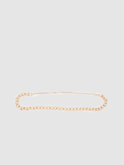 Gold Chain Belt
