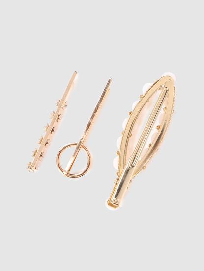 Gold Hair Pin