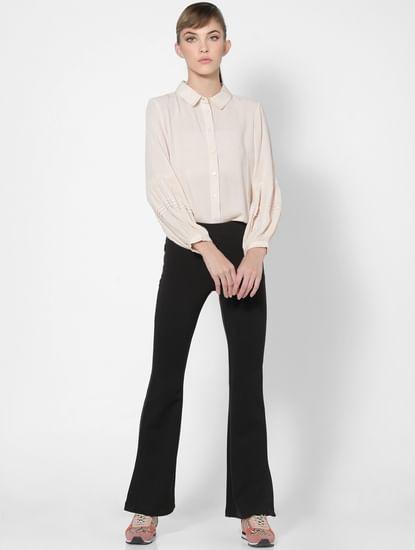 Light Pink Button Down Shirt