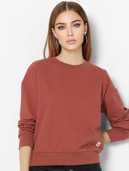 Rust Sweatshirt
