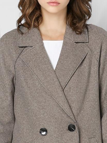 Faded Brown Coat