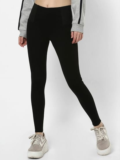 Black Skinny Leggings