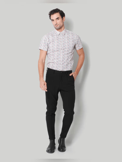 Black Formal Trousers