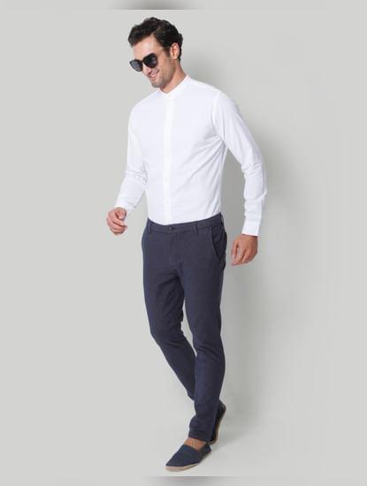 Blue Chino Pants
