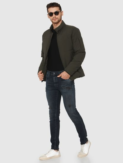 Green Quilt Jacket