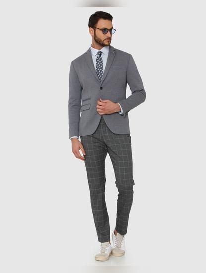 Grey Formal Blazer