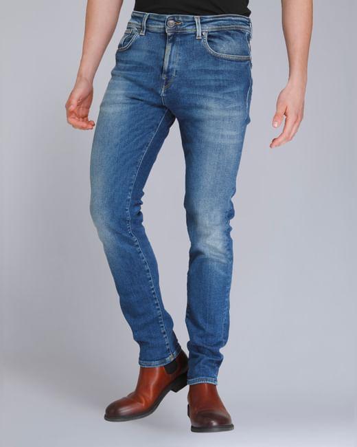 Blue Leon Slim Fit Jeans