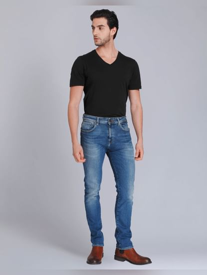 Blue Leon Slim Fit Jeans