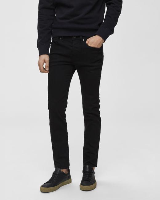 Black Pete Skinny Fit Jeans