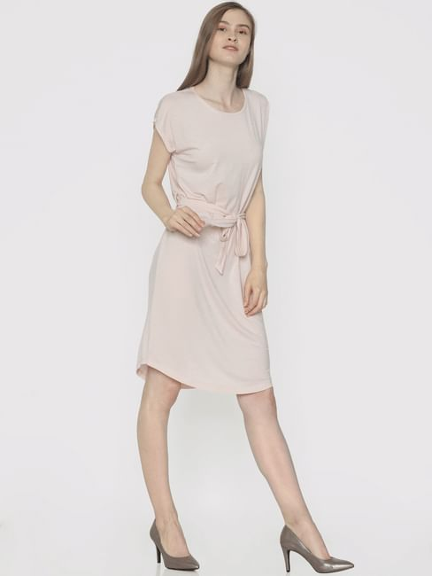 Rose Shift Dress