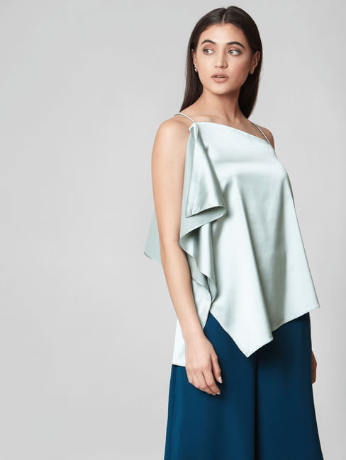 Green Asymmetric Top