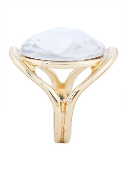 Golden Studded Ring