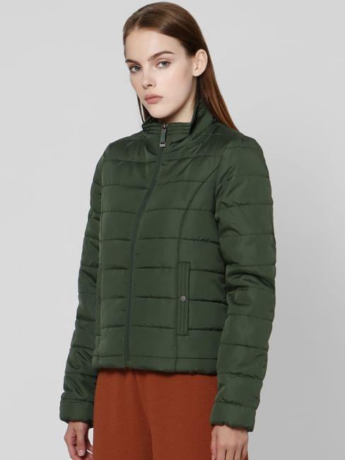 Black Forest Puffer Jacket